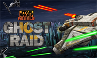 Star Wars Rebel: Ghost Raid