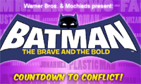 Batman Countdown to Conflict