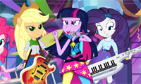 Equestria Rainbow Rock