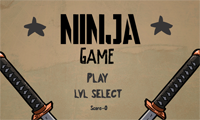 Игра для ниндзя