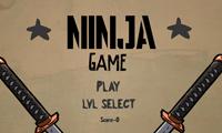 Il gioco ninja