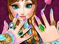 Anna's nagels verzorgen