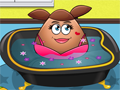 Pou Girl Bathing