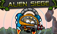 City Siege 4: asedio alienígena