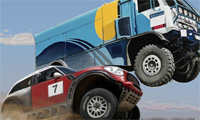 Balap Mobil Dakar