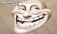 Troll Face Clicker