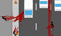 Let's Go Jaywalking!: Blood Game