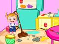 Si Kecil Hazel: Bersih-Bersih