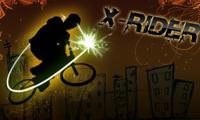Pengendara BMX X