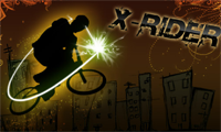 BMX X-Rider