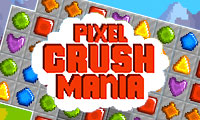 Pixel Crush Mania