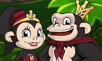 Kiba y Kumba: Caos selvático