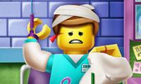 Lego: Pemulihan Rumah Sakit