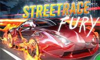 Streetrace Fury: Race Car Game