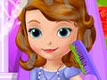 Sofia die Erste: Haarbehandlung