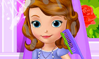 Sofia the First: haarbehandeling