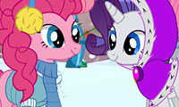 My Little Pony : Mode hivernale