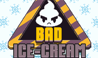 Bad Ice Cream: 2 Player Game