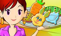 Zuckerkekse: Saras Kochunterricht