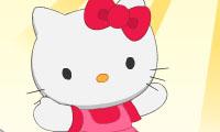 Hari Mencuci Si Hello Kitty