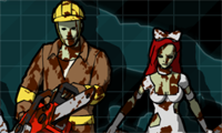 Le monde des zombies