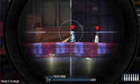 Stealth Sniper: Killing Game