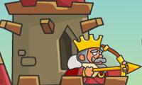 El ataque del rey