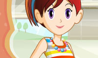 Kelas Memasak Sara: Cupcake Pelangi