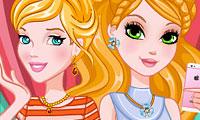 Cenicienta y Ashlynn