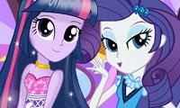 Relooking des Equestria Girls