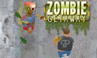 Zombie Getaway: Run Game