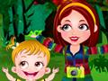 Si Kecil Hazel: Penjelajah Alam
