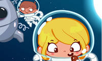 Astronauta Cabo Solto