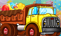 Transporte en Candy Land