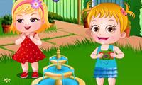 Mała Hania: Wiosna