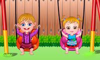 Baby Hazel: Spieltreffen
