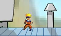 Naruto nos Telhados da Cidade