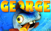 George the Unlucky Fish