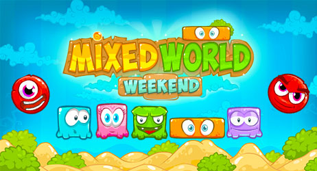 Weekend w Mixed World                                     data-index=