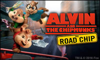 Alvin and the Chipmunks: Hot Rod Racers