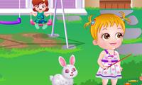 Baby Hazel: Gartenparty