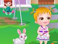 Si Kecil Hazel: Pesta Kebun