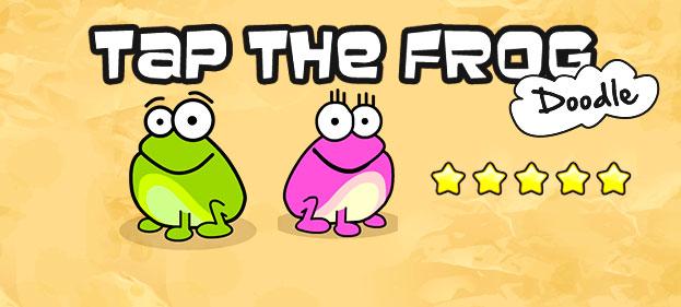 Tap the Frog : Dessins
