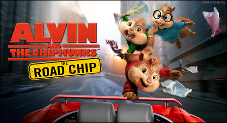 Alvin and the Chipmunks: Hot Rod Racers                                     data-index=