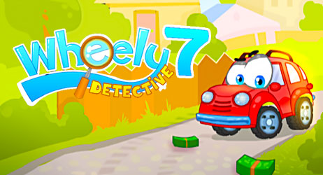 Wheely 7: Detective                                     data-index=