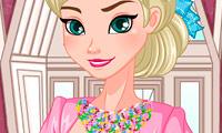Elsa: Colar Declaração de Amor
