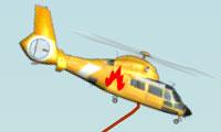 Helikopter strażacki