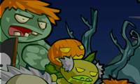Horde de zombies