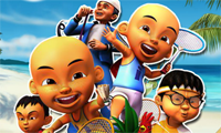 Upin Ipin Hidden Object: Cartoon Game