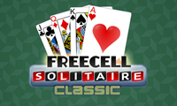 Freecell solitaire klassiek
